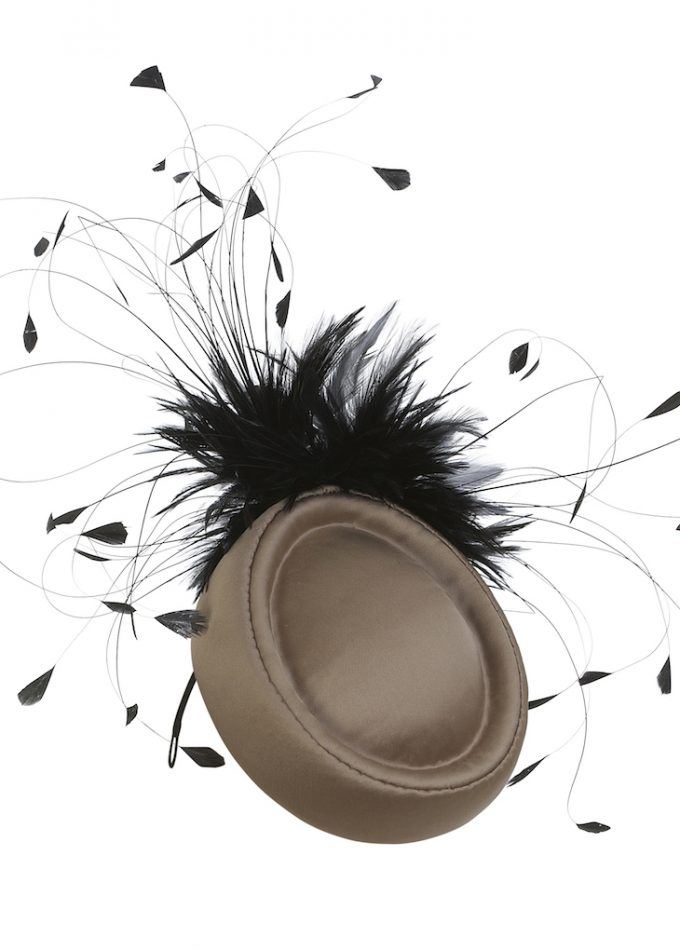 Cricklade- black- neutral- pillboxhat- ascothat- emilylondon- hats- london