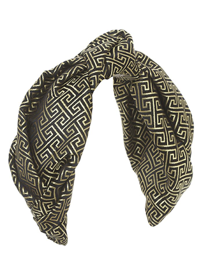 Cromer- black- headband- headpieces- emilylondon- hats- london