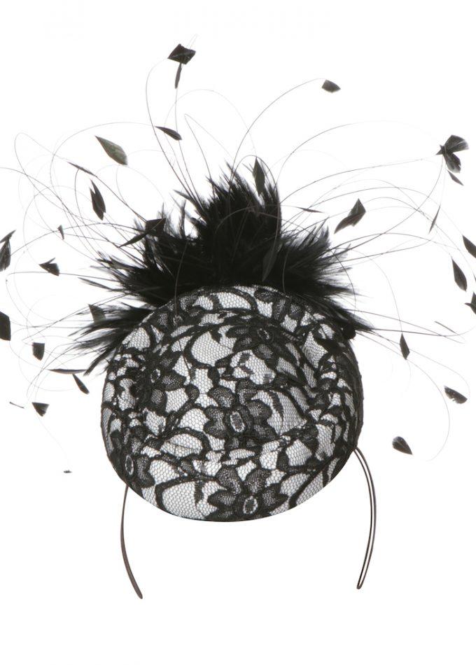 Stamford-black-white-pillboxhats-royalascothats-emilylondon-millinery-hats-london