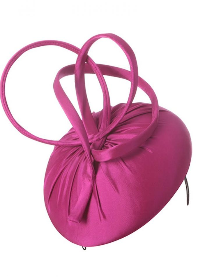 Milton-pink-pillboxhats-occasion-hats-fascinators-emilylondonmillinery-hats-london