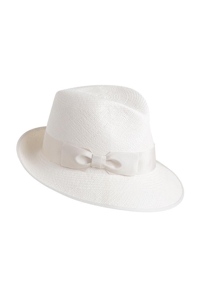 Truro Ivory Panama Hats