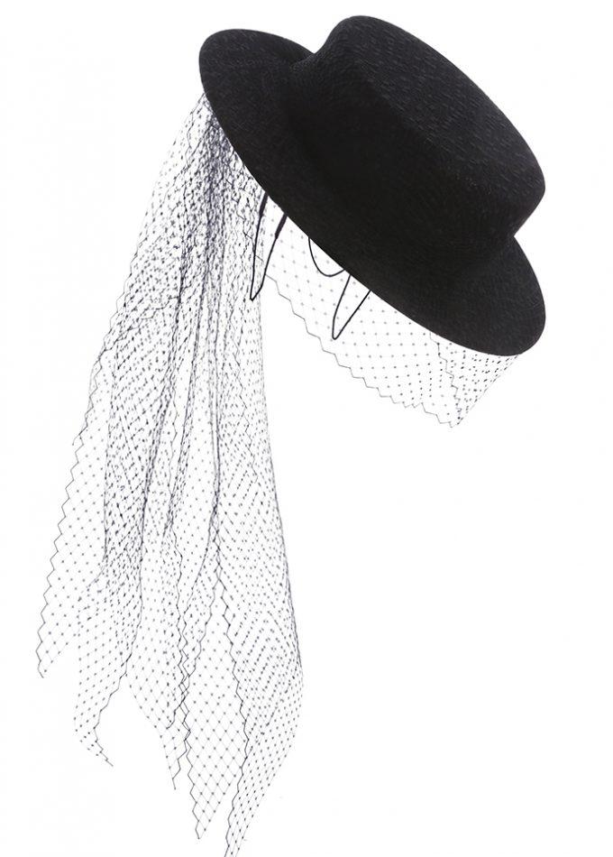 boater hat