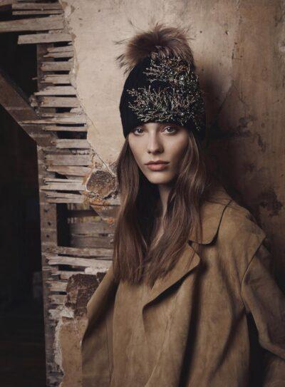 Baikal bobble hat