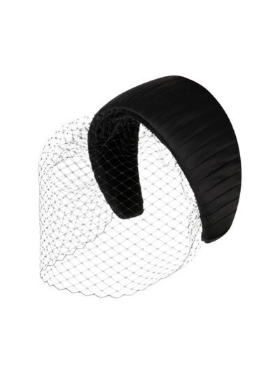 Raven headpiece