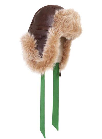 Vickers aviator hat