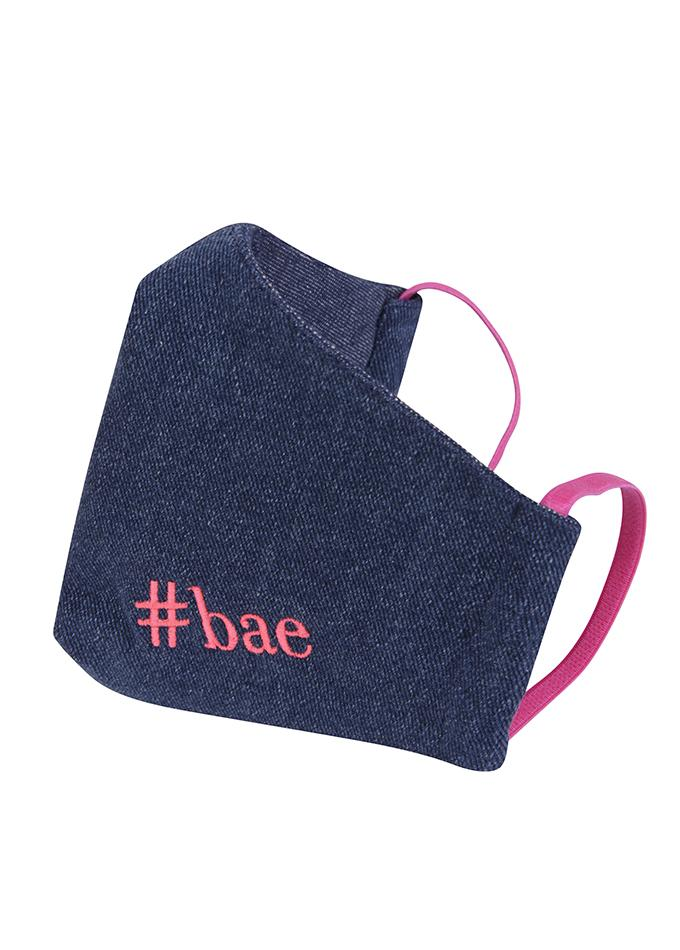 #Bae face covering