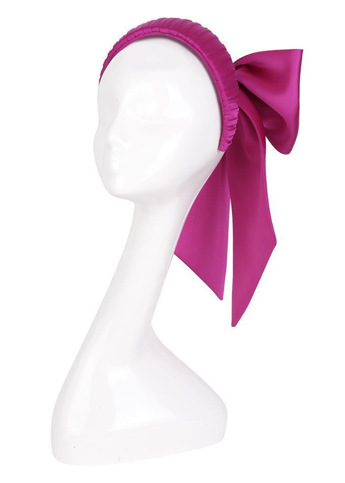 Ottoline headpiece & bow
