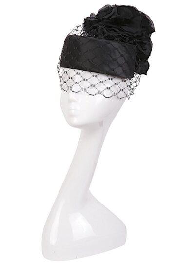Vivienne pillbox hat