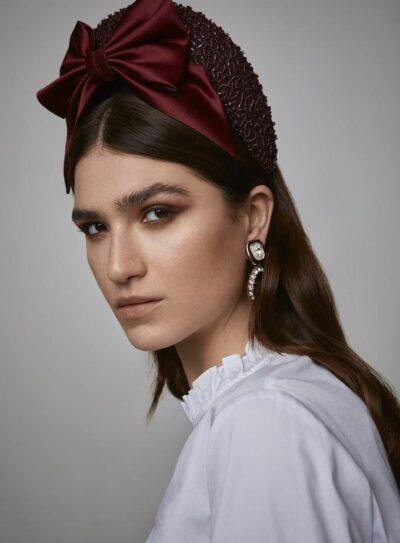 Vincenza headpiece