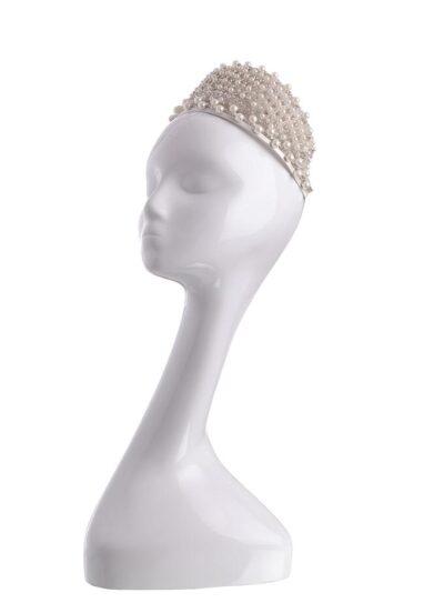 Marcele headpiece