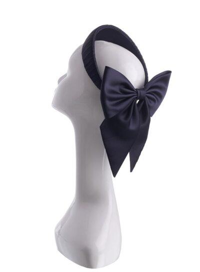 Carina headpiece & bow