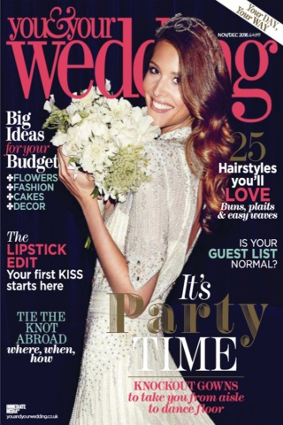You & Your Wedding November/December 2016
