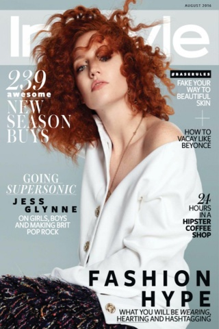 InStyle Magazine – August 2016