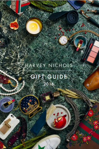 Harvey Nichols Christmas Gift Guide