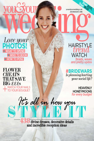 You & Your Wedding - July & August 2016