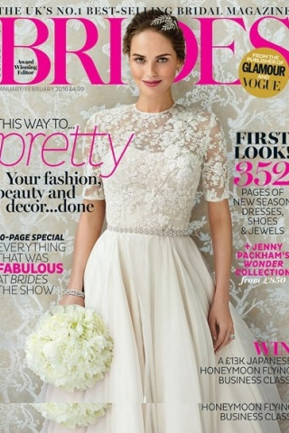 Brides Magazine Jan-Feb 2016
