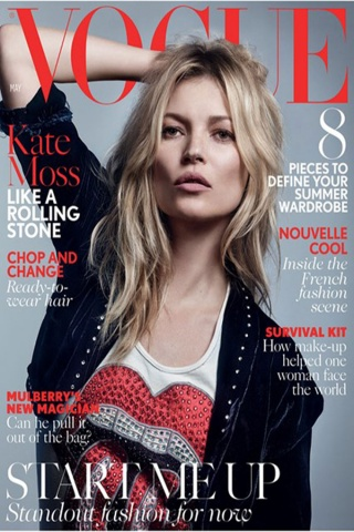 British Vogue – May 2016